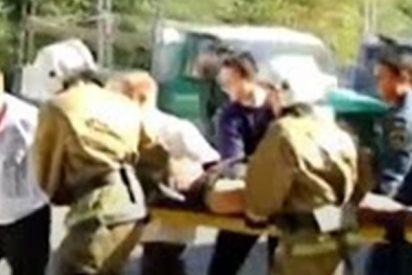 Así fue la brutal masacre en una escuela técnica de Crimea que ha dejado 20 muertos y decenas de heridos
