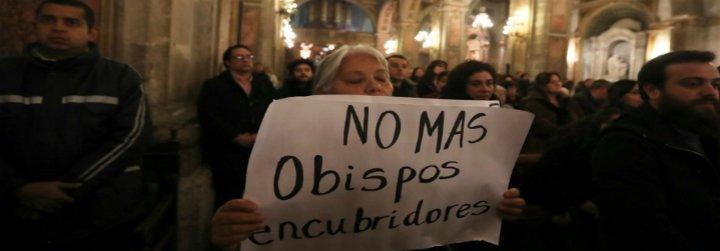 Los chilenos no se fían de la Iglesia