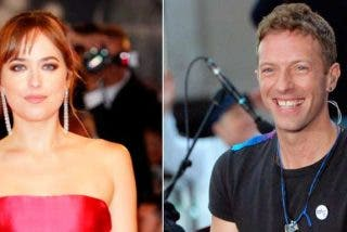 Dakota Johnson y Chris Martin esperan su primer hijo juntos