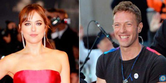 Dakota Johnson y Chris Martin esperan su primer hijo juntos