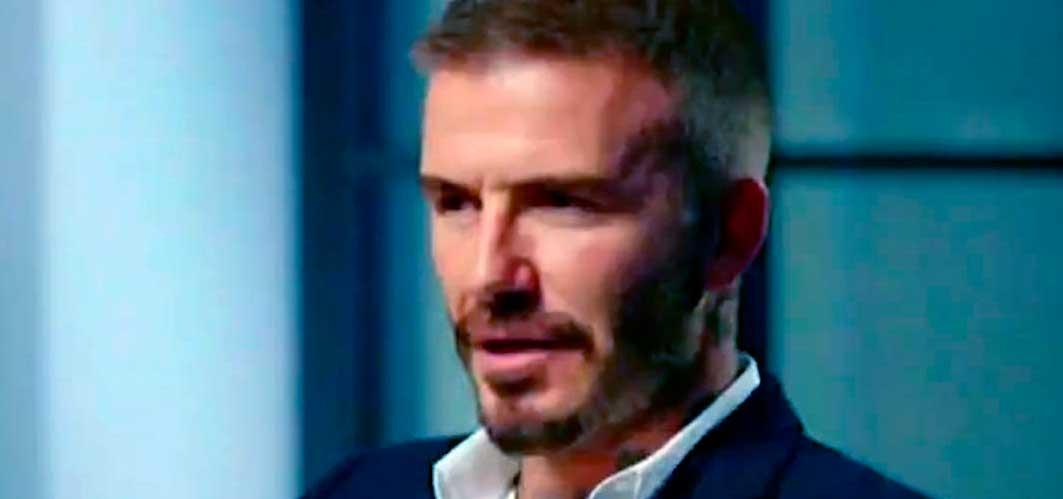 """David Beckham: """"Mi matrimonio con Victoria es un trabajo duro"""""""