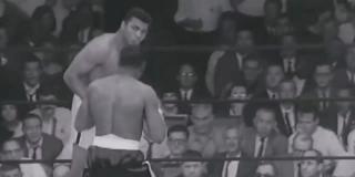 Boxeo: La legendaria victoria de Clasius Clay, alias 'Mohamed Alí', sobre Sonny Liston