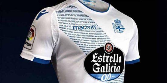 Cachondeo por lo que recibió este hincha al pedir la camiseta del Deportivo de la Coruña por AliExpress