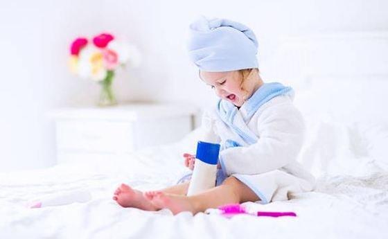 Los mejores productos de dermocosmética para bebés