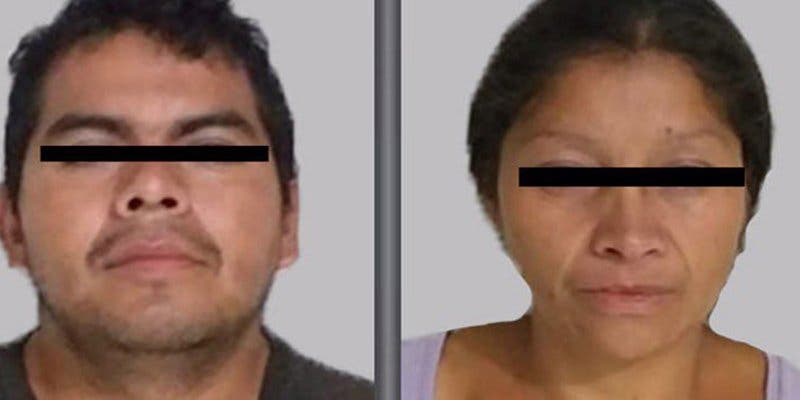Detienen a esta pareja mexicana que descuartizaba mujeres y las transportaba en un cochecito de bebé