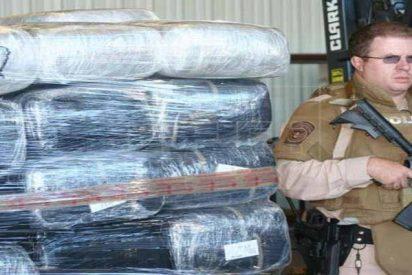 Desarticulan banda que operaba con el cartel de Sinaloa y les decomisan $10 millones en droga