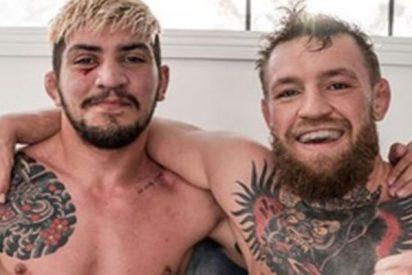 Este es Dillon Danis, el colaborador de Conor McGregor que provocó a Khabib y desató la locura en la UFC