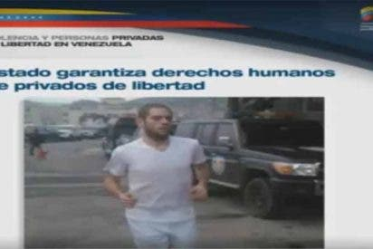 Las imágenes del diputado Requesens que mostró el régimen chavista para tapar la represión en Venezuela