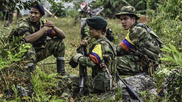 Una operación contra las disidencias de las FARC en Colombia deja 9 muertos