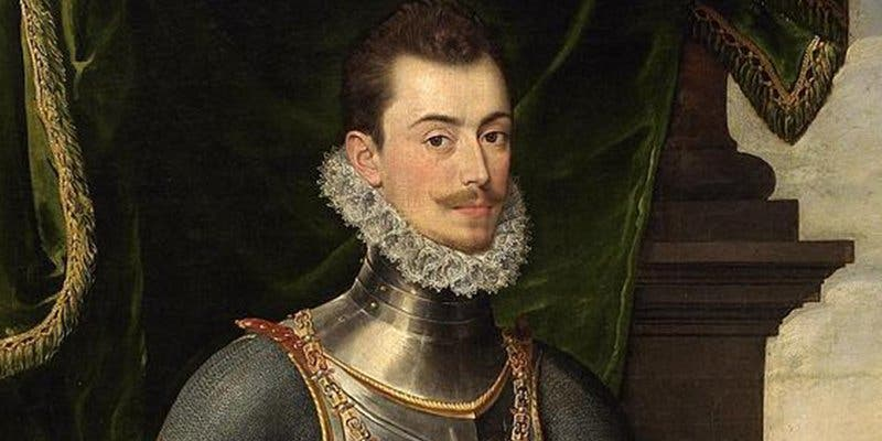 ¿Sabes cuál era el secreto más vergonzoso de Carlos V?... se llamaba Don Juan de Austria, el héroe de Lepanto