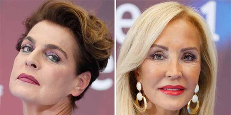 """'Masterchef Celebrity': Carmen Lomana denuncia insultos y """"barbaridades"""" de Antonia Dell'Atte"""