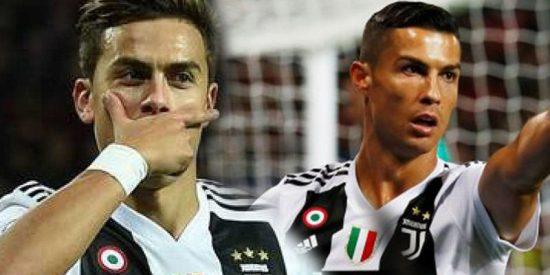 Dybala le hace sombra a Cristiano en la Juventus y se llevan los 3 puntos de Old Trafford