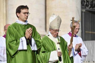 El báculo del Papa en el Sínodo, un regalo de los jóvenes