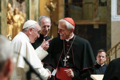"""Francisco, a Donald Wuerl: """"Estoy orgulloso y te agradezco tu nobleza"""""""