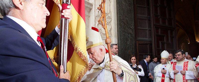 """Cañizares: """"La historia del pueblo valenciano enseña que la fe cristiana ha potenciado sus valores culturales y desarrollo social"""""""