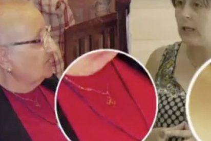 Mujer encuentra el collar desaparecido de su madre muerta viendo el programa de Chicote