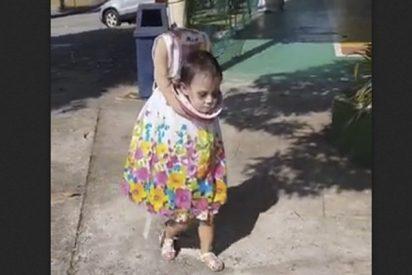 El disfraz de Halloween de esta niña está arrasando en todo el mundo