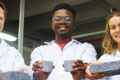 ¿Sabías que los ladrillos del futuro se podrían fabricar con orina humana?