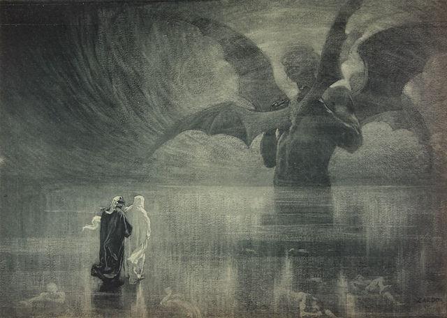 """Laureano Benitez Grande-Caballero: """"España en sus infiernos (1): los círculos de Dante"""""""