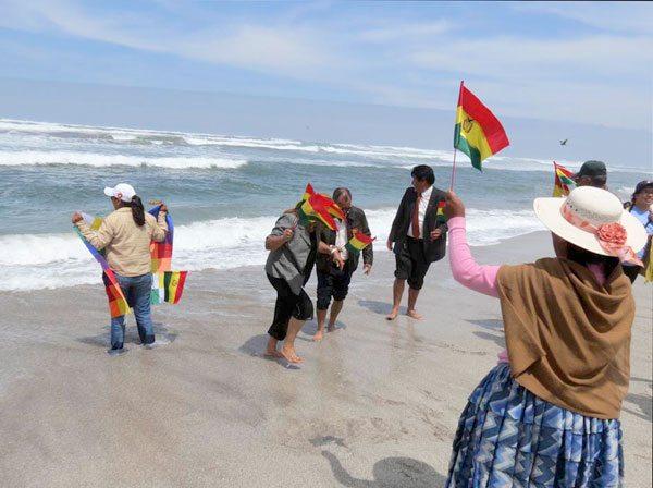 Bolivia y Chile, dos pueblos hermanos