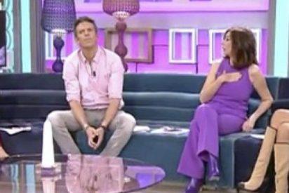 """Cabreo épico en pleno directo de 'El programa de Ana Rosa': """"Un respeto"""""""
