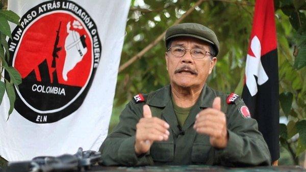 Interpol emite una circular roja contra 'Gabino', el líder del grupo terrorista ELN