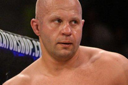 MMA: Emeliánenko derrota a Chael Sonnen en el primer asalto
