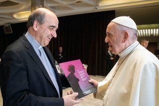 """El Papa recibe el documento del """"Sínodo escolapio de los Jóvenes"""""""