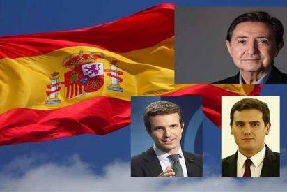 """Federico Jiménez Losantos: """"Casado, Rivera y la España que no se resigna a morir"""""""