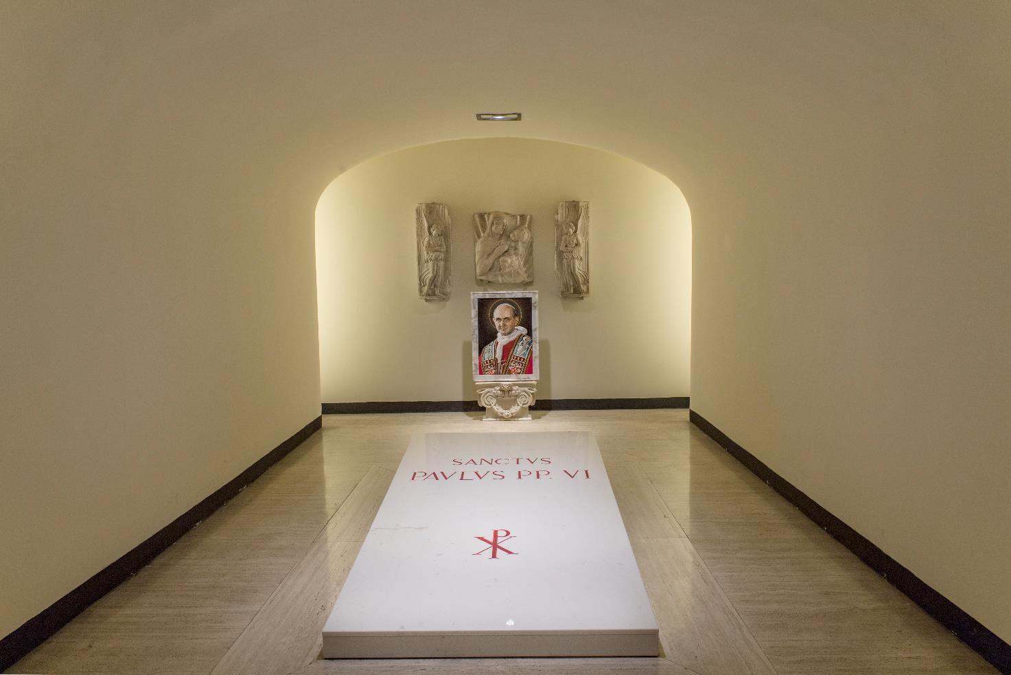 """Ginés García Beltrán: """"Pablo VI, santo; sí, un santo de la Iglesia y para la Iglesia"""""""
