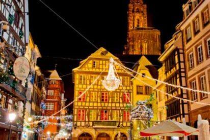 Visita Estrasburgo, capital de la Navidad