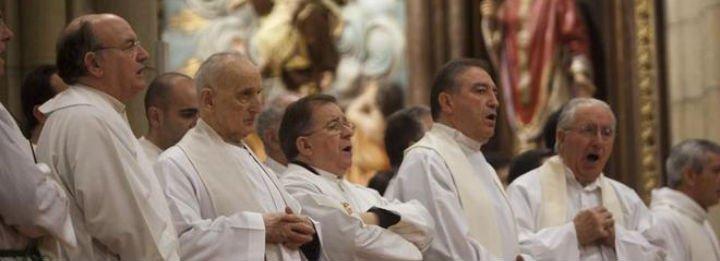Políticos, sacerdotes y militares, en quienes menos confían los vascos