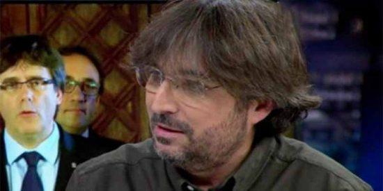 Évole, el colega de Otegi, convierte 'Salvados' en un spot publicitario de los separatistas catalanes