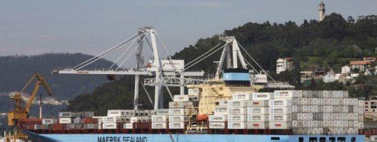 El boom exportador de Galicia se afianza: exporta 63 millones de euros al día