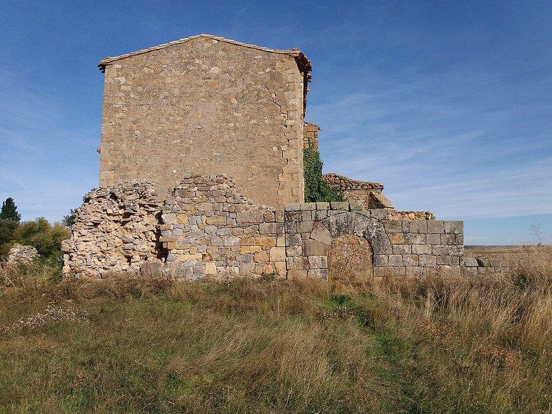 Asaltan la parroquia de Soria