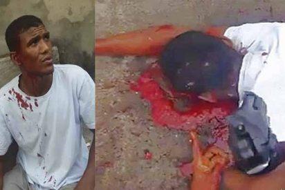 Ejecución en Brasil: Asesinado dos veces por una banda de desalmados traficantes