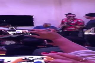 Díaz-Canel finalizó su visita a la Asamblea General de la ONU bailando y tocando congas