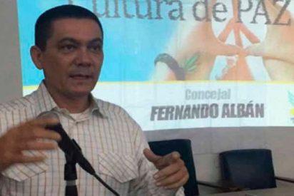 Las fotos que prueban que Fernando Albán fue torturado por fuerzas policiales chavistas antes de lanzarle de un décimo piso