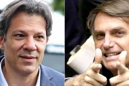 Brasil: Las encuestas dan por vencedor al derechista Jair Bolsonaro en la batalla por la presidencia