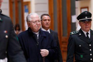 La Iglesia chilena, condenada a indemnizar a víctimas del cura pederasta Karadima