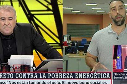 laSexta cierra el círculo: da voz al 'acosador en redes' Rubén Sánchez para que atice gratuitamente al PP
