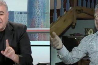 """Verstrynge saluda con un bofetón a todos en laSexta: """"Qué alegres estáis porque el protagonista sea Junqueras y no Puigdemont"""""""