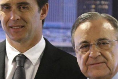Florentino lanza un ultimátum a Julen para no echarle