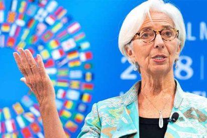 El FMI baja su previsión de PIB en 2018 para la eurozona en general y España en particular