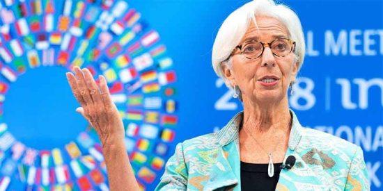 BCE: añade 500.000 millones al programa de estímulos y lo extiende a 2022
