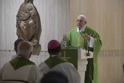 Francisco: El Espíritu Santo es la levadura de los cristianos para la redención