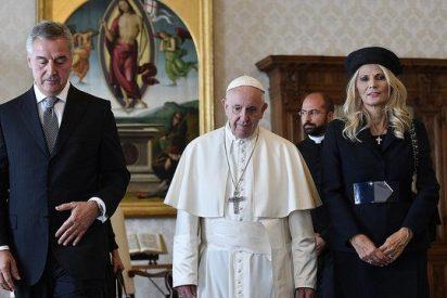 Audiencia del Papa al Presidente de la República de Montenegro