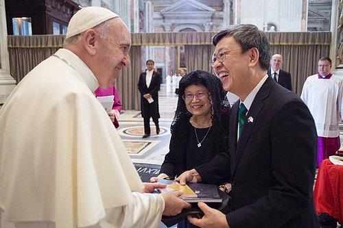 Taiwán invita al papa Francisco a visitar la isla
