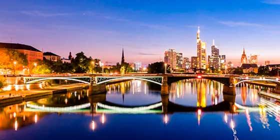 Qué ver y hacer en Frankfurt