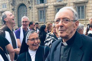"""Jon Sobrino: """"Para canonizar a Romero, Francisco contradijo a los anteriores Papas"""""""